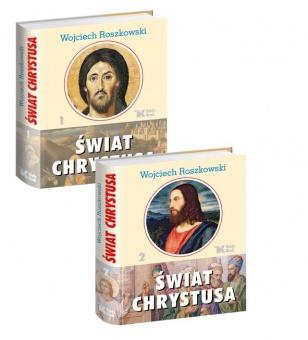 PAKIET Świat Chrystusa 1 i 2 tom w promocyjnej cenie 120 zł