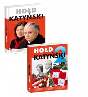 OFERTA DNIA Hołd Katyński 1 i 2 tom za 89 zł