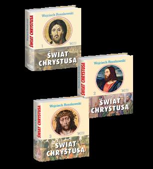 PAKIET Świat Chrystusa, Tomy 1-3