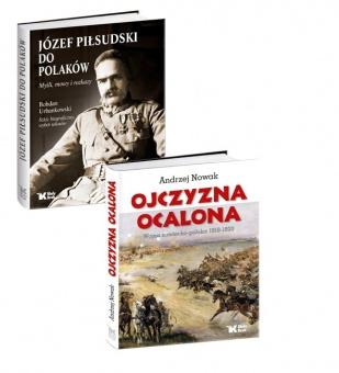 PAKIET Ojczyzna ocalona + Do Polaków. Myśli, mowy i rozkazy w cenie 99 zł