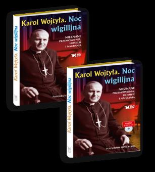 PAKIET Karol Wojtyła. Noc wigilijna dwa egzemplarze w promocyjnej cenie 65 zł