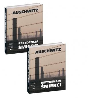 """""""Auschwitz. Rezydencja śmierci"""" Dwa egzemplarze w cenie 99 zł"""