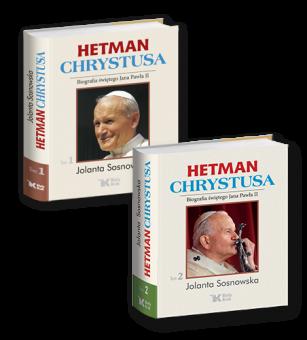 PAKIET Hetman Chrystusa, Tomy 1 i 2 w cenie 120 zł