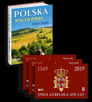 PAKIET Polska Wschodnia + 3 kalendarze