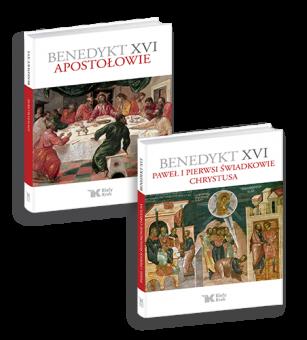PAKIET Benedykt XVI. Tom 1 i 2