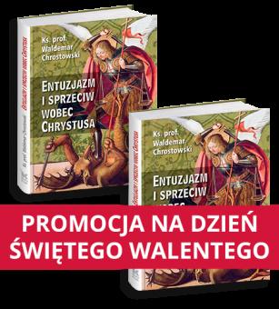 PAKIET 2x  Entuzjazm i sprzeciw wobec Chrystusa. Listy do Siedmiu Kościołów Apokalipsy