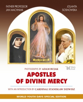 Apostoles of Divine Mercy - okładka