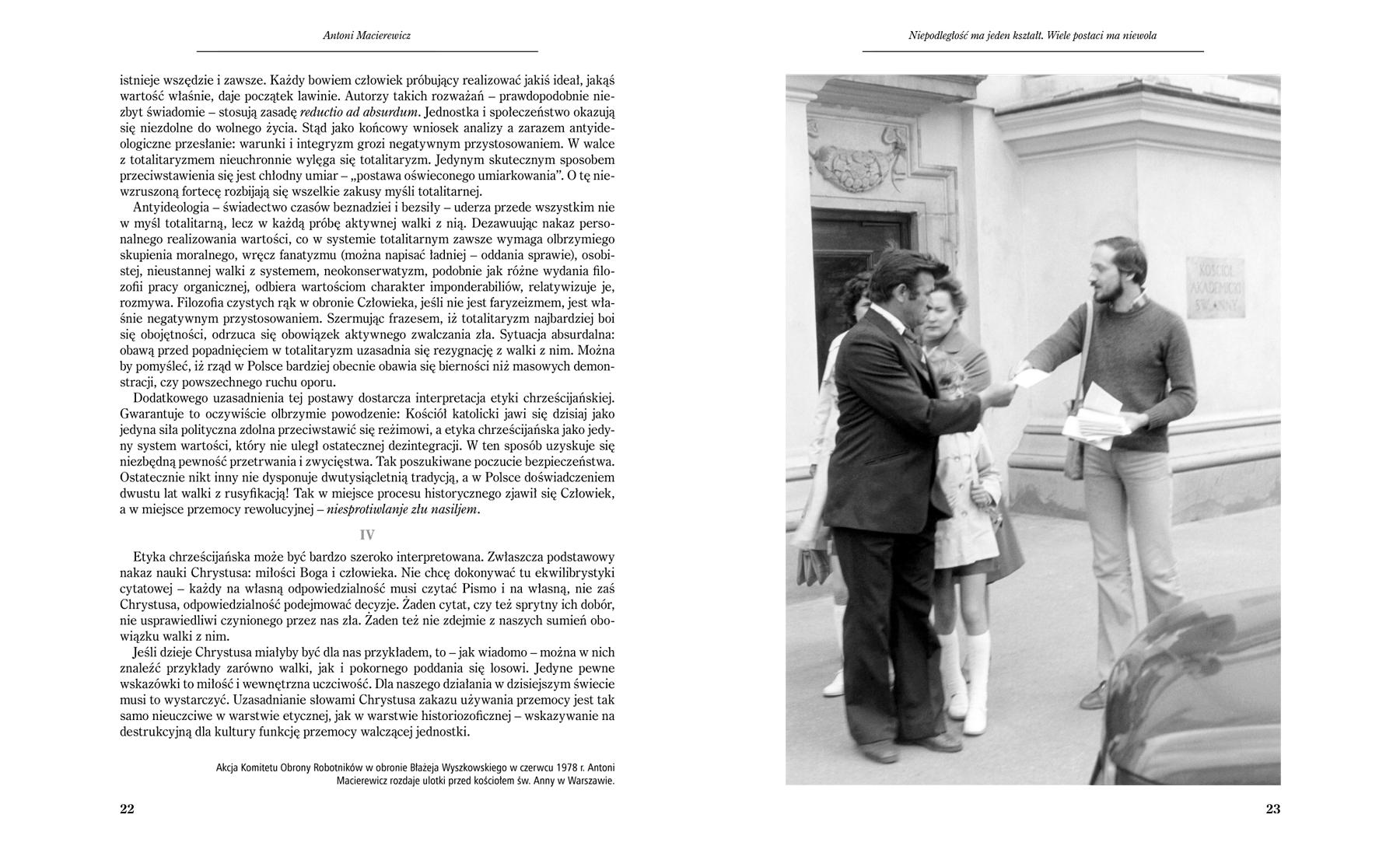 Głos Niepodległości - strony 22-23