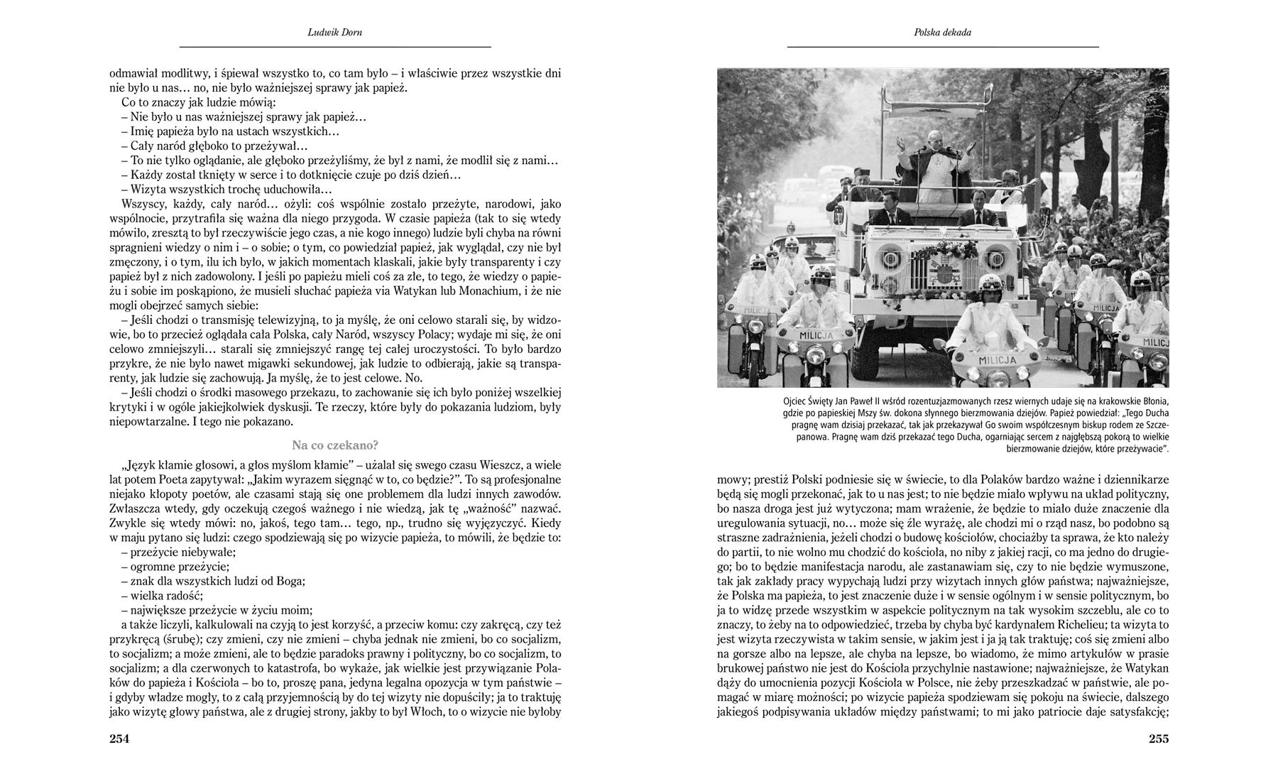 Głos Niepodległości - strony 254-255