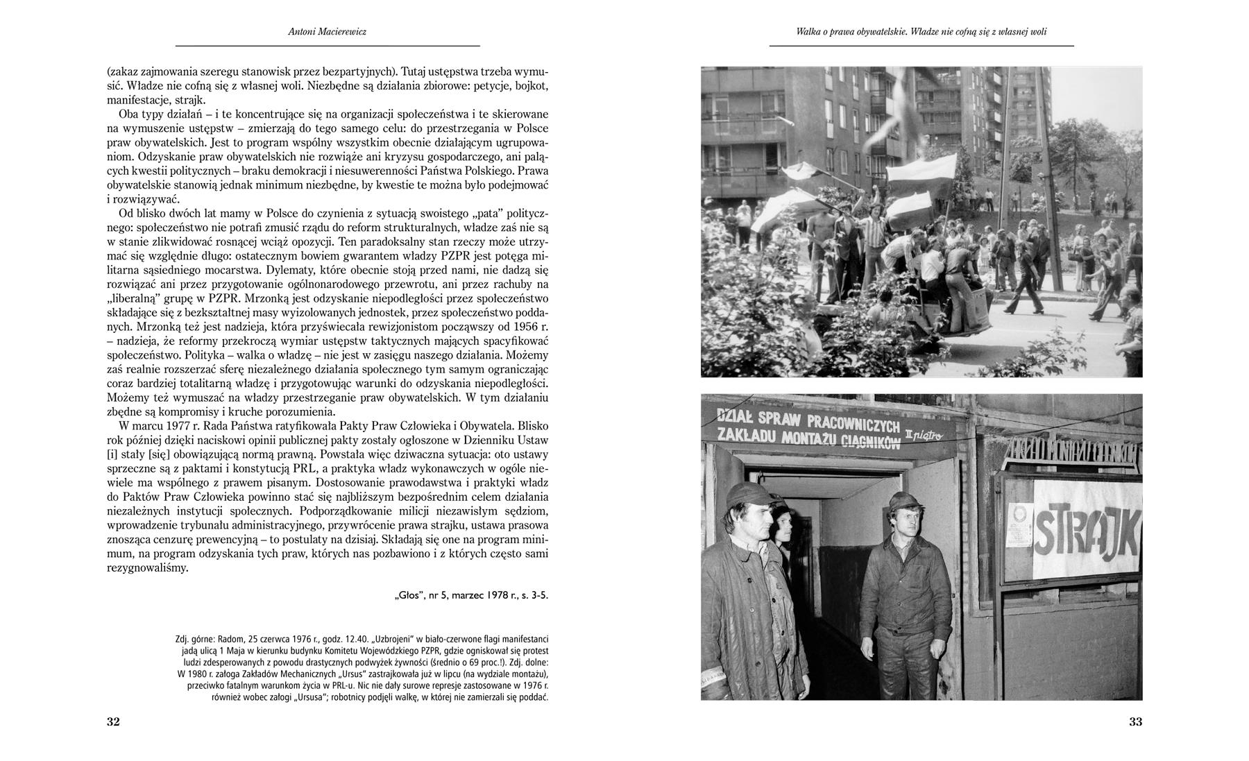Głos Niepodległości - strony 32-33