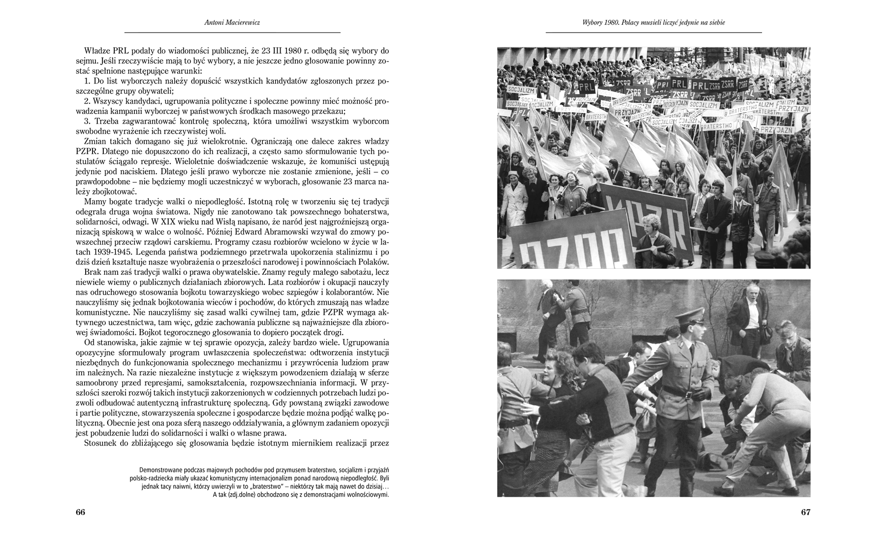Głos Niepodległości - strony 66-67