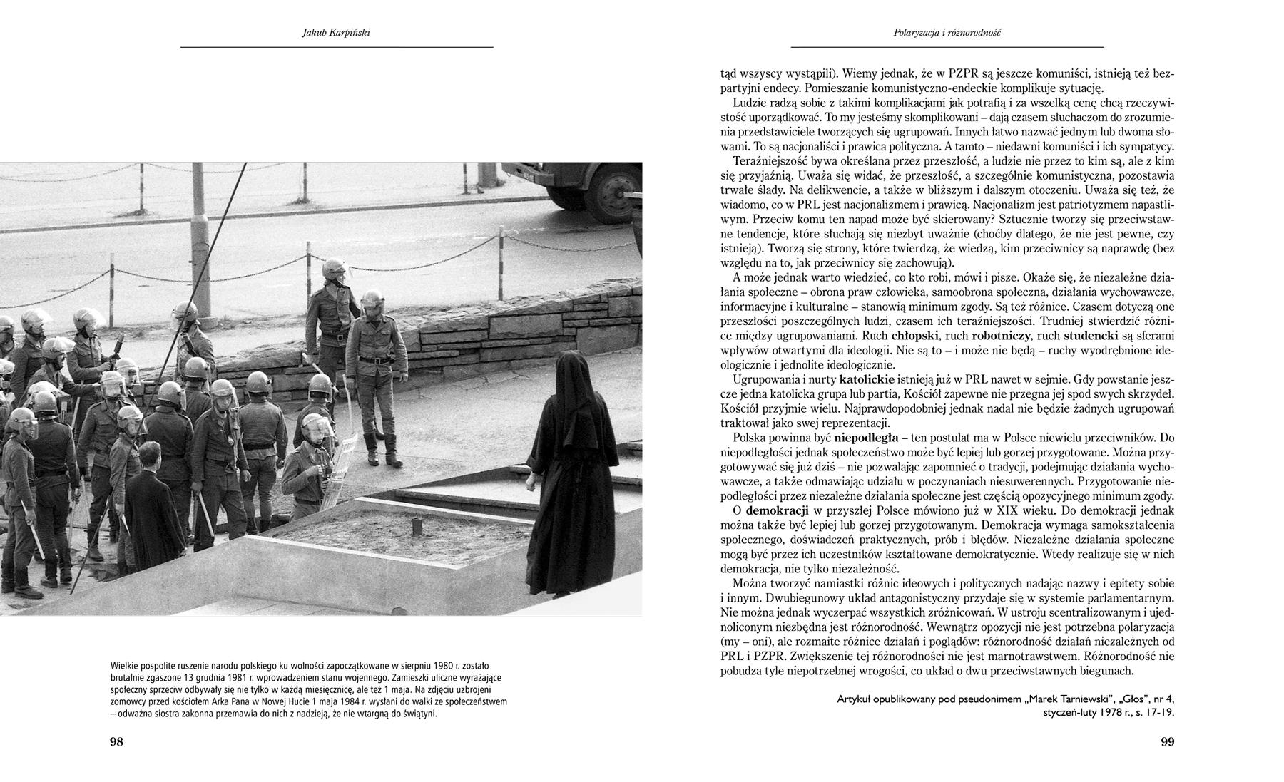 Głos Niepodległości - strony 98-99