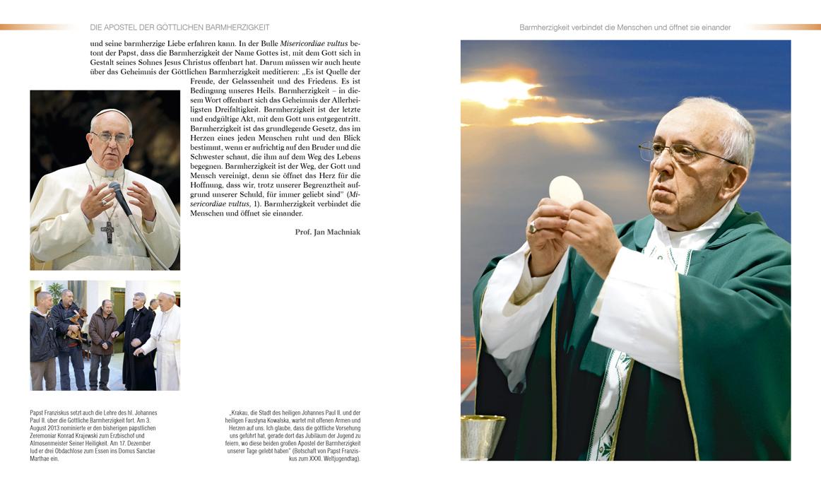 Apostołowie Bożego Miłosierdzia wersja niemiecka
