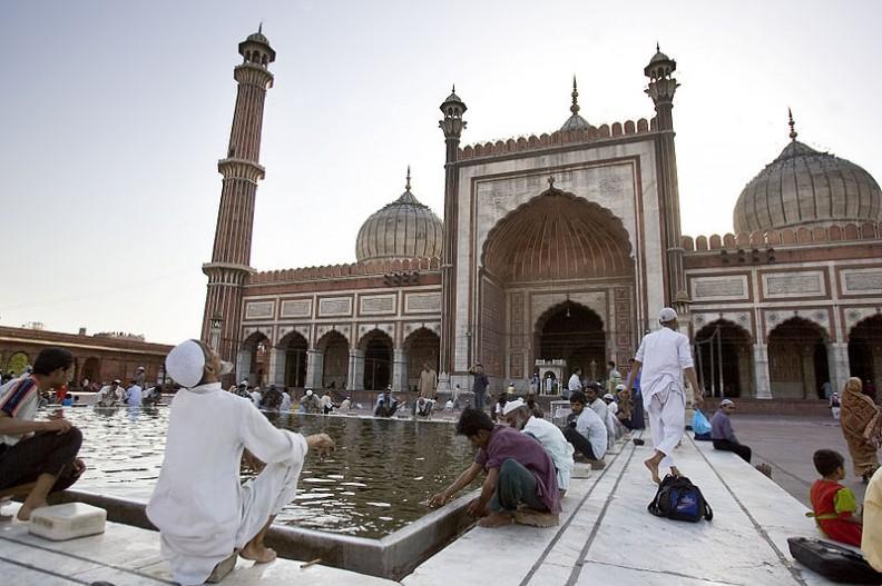 Być może za jakiś czas widok meczetów i brak kościołów będzie czymś naturalnym w Niemczech i innych krajach starego kontynentu. Fot.: Jorge Royan/Wikimedia Commons