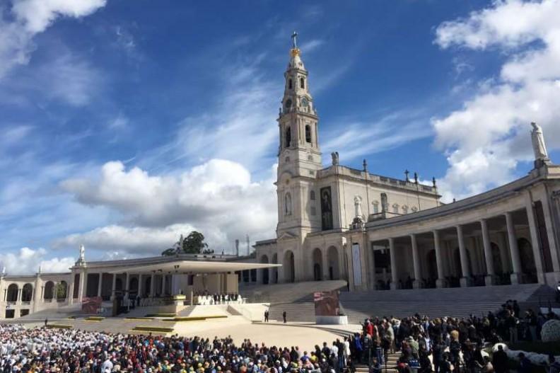 Sanktuarium w Fatimie. Fot.: ACI Stampa