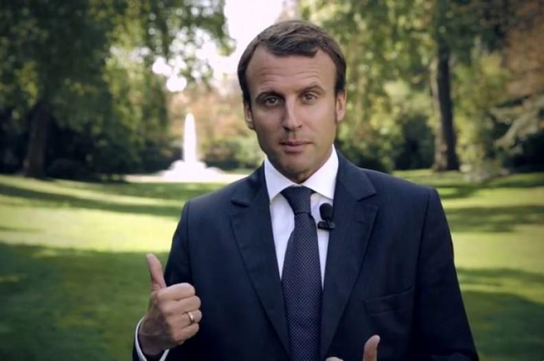 Emmanuel Macron prezydent Francji od 14 maja 2017 roku.  Fot.: Gouvernement français/Creative Commons Attribution-ShareAlike 3.0 France/Wikimedia Commons