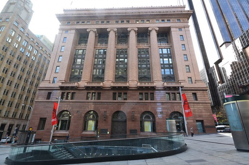 Bank Commonwealth istnienie na australijskim rynku od 1911 roku.   Fot.:Sardaka/Wikimedia Commons