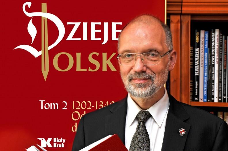 Prof. Andrzej Nowak, historyk, autor