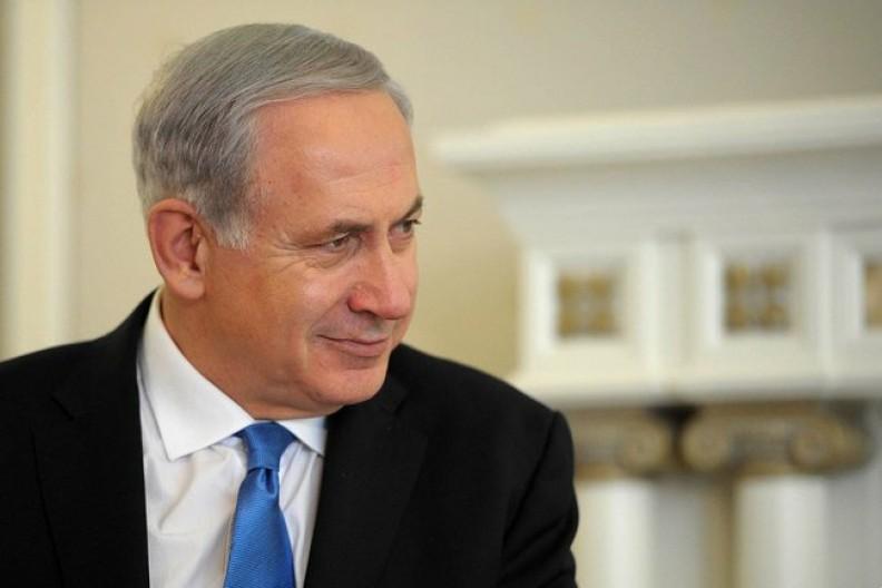 Premier Izraela Benjamin Netanyahu podczas wizyty w Rosji.   Fot.: Russia Presidential Press and Information Office/4.0/Wikimedia Commons