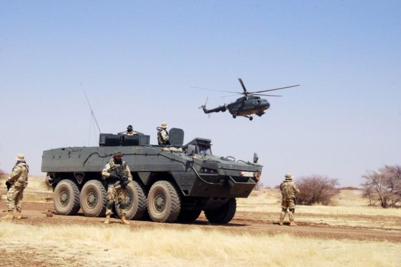Działania Donalda Trumpa sprawiły, że perspektywa zakończenia okupacji Afganistanu znacznie się oddaliła.   Fot.:Ministerstwo Obrony Narodowej/Wikimedia Commons