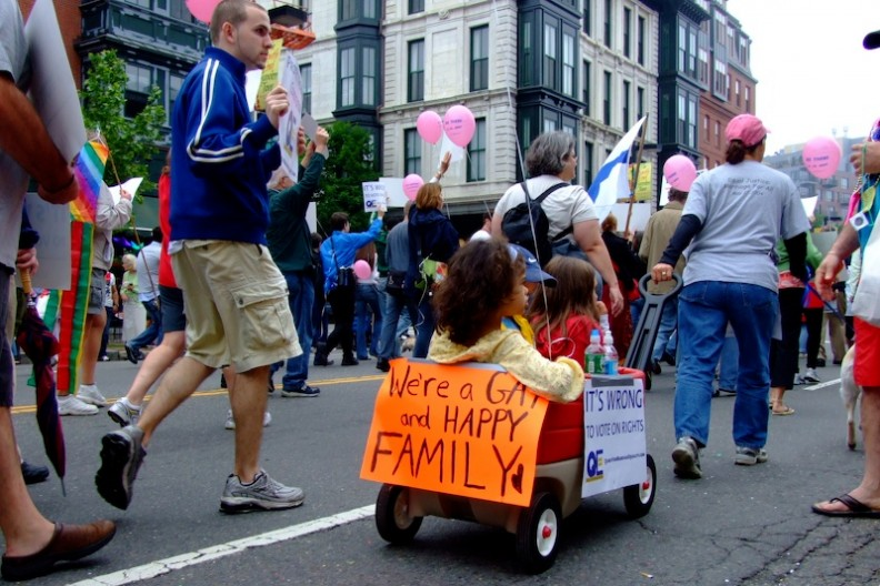 Ideologia gender jest źródłem patologii i głębokiego rozstroju osobowości.    Fot.:Melinda/ 2.0 Generic/Wikimedia Commons