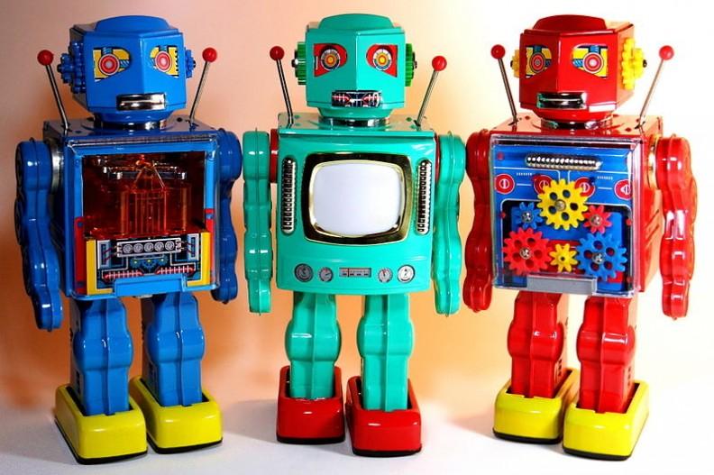 Według spekulacji w niedalekiej przyszłości roboty będą wykonywać część obowiązków za człowieka.   Fot.: D J Shin/3.0/Wikimedia commons