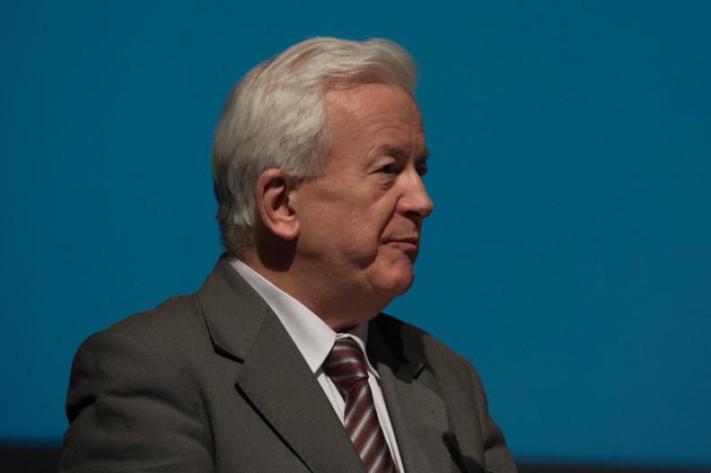 Prof. Janusz Kawecki, członek KRRiT.   Fot.: Archiwum Białego Kruka