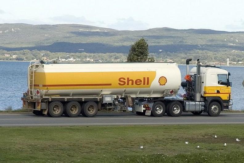 Shell to jeden z największych koncernów petrochemicznych na świecie. Został załozony w 1907 roku.   Fot.: Nachoman-au/3.0/Wikimedia commons