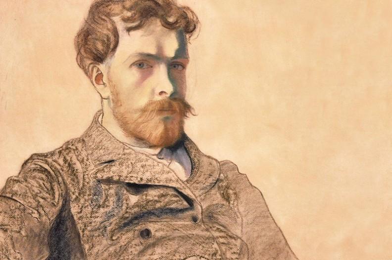 Stanisław Wyspiański - autoportret