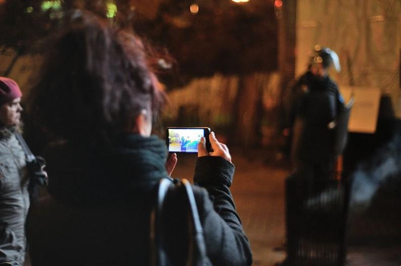 Dziś coraz trudniej wyobrazić sobie życie bez technologii.  Fot.:Kuba Bożanowski/2.0/Wikimedia commons