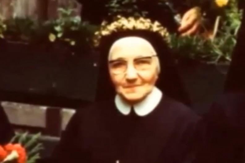 Czcigodna Służebnica Boża Siostra Emanuela Maria Magdalena Kalb / Źródło: Siostry Kanoniczki Ducha Świętego / YouTube
