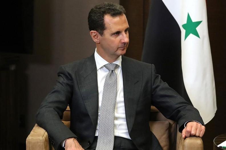 Prezydent Syrii Bashar Al-Assad. Fot.: kremlin.ru/CC-BY-4.0