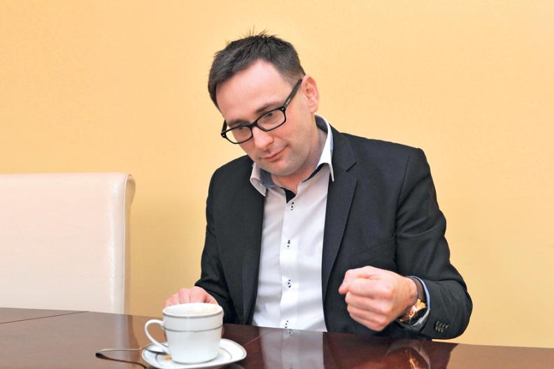 Daniel Obajtek, prezes PKN Orlen, Przewodniczący Rady Polskiego Komitetu Olimpijskiego. Źródło: Archiwum Białego Kruka