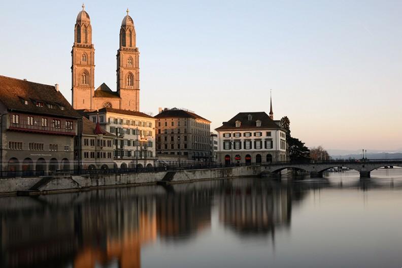 Zürich. / Źródło zdjęcia: Pexels