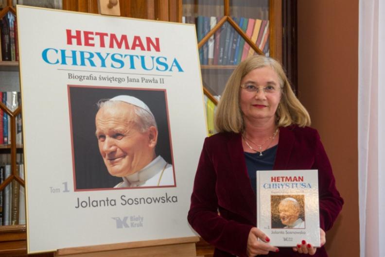 Jolanta Sosnowska, autorka książki
