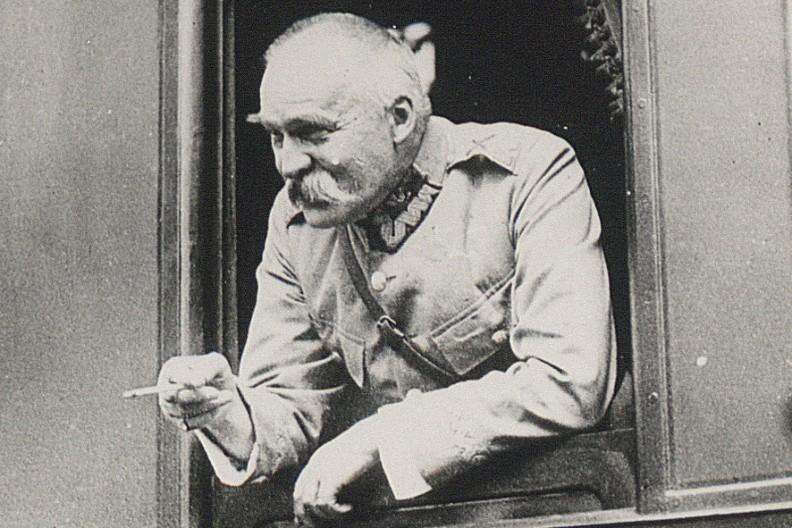 Józef Piłsudski Fot.: Polona