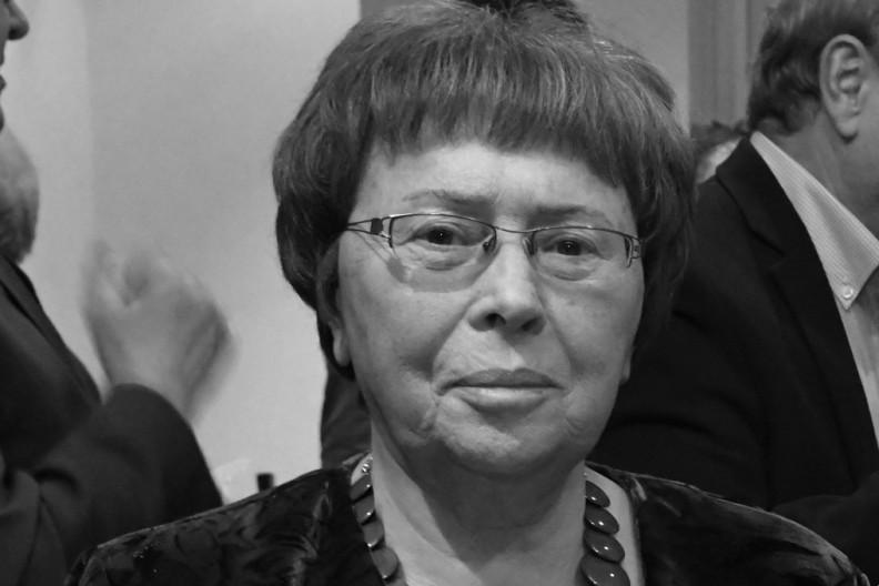 Prof. Maria Dzielska. Fot.: Biały Kruk