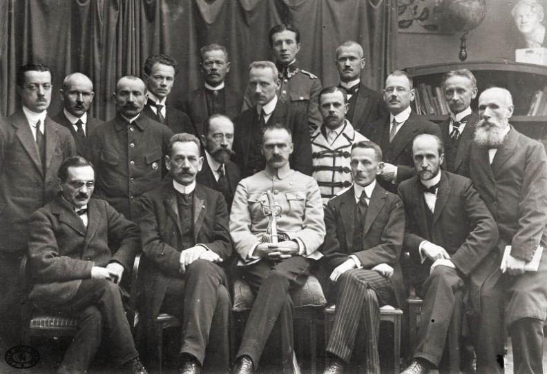 Źródło: commons.wikimedia.org / Rząd 1918