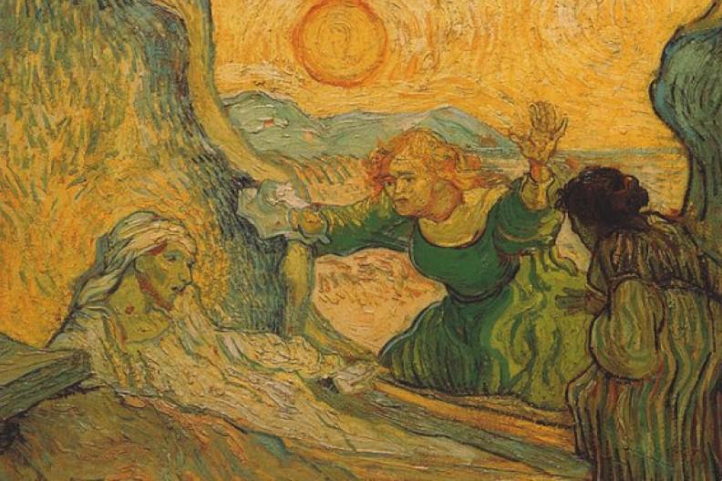 Źródło: commons.wikimedia.org/Vincent Van Gogh - Wskrzeszenie Łazarza