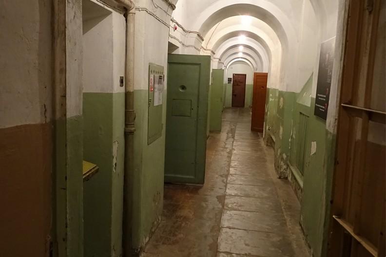 Dawne więzienie KGB w Wilnie. Fot.: Wikimedia