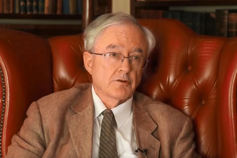 Prof. John Finnis