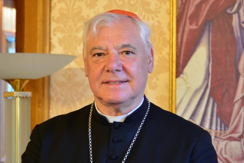 Kard. Gerhard Müller, prefekt Kongregacji Nauki Wiary w latach 2012-2017. Fot. Adam Sosnowski