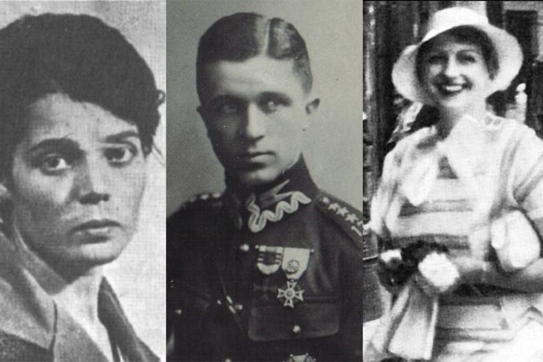 Renate von Natzmer, Rotmistrz Jerzy Sosnowski von Nałęcz, Benita von Falkenhayn