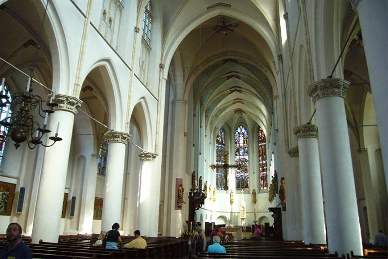 Katedra św. Katarzyny w Utrechcie. Fot. Wikimedia