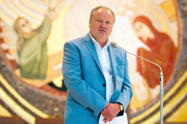 Janusz Szewczak. Fot.: Biały Kruk