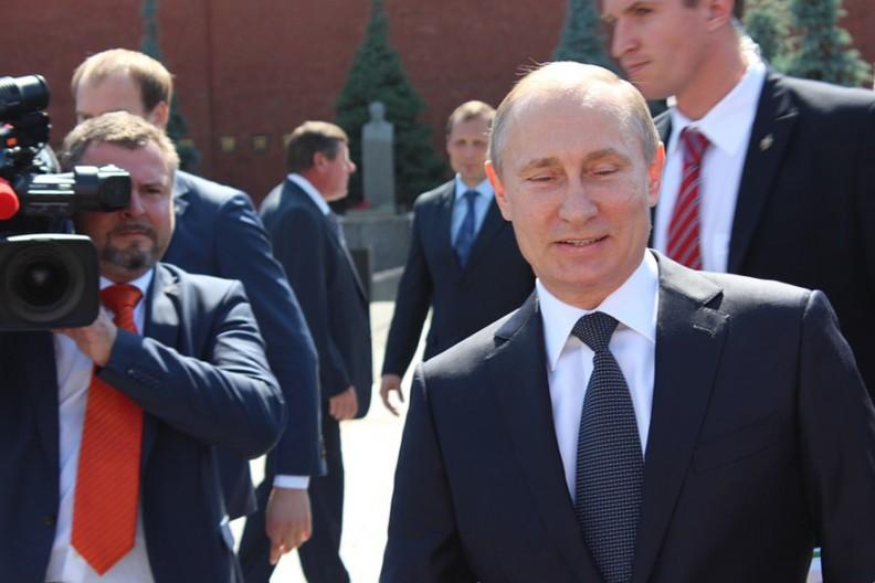 Prezydent Federacji Rosyjskiej Vladimir Putin. Fot. Pixabay