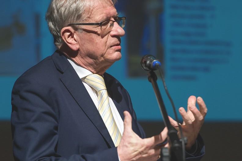 Prof. Wojciech Roszkowski Fot. Michał Klag/Biały Kruk
