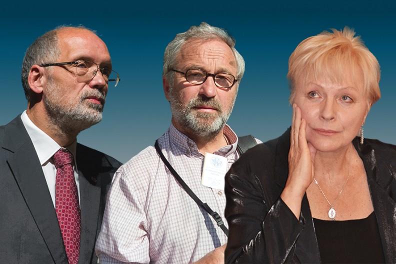 Prof. Andrzej Nowak, Adam Bujak i Halina Łabonarska są laureatami nagrody FENIKS 2019.
