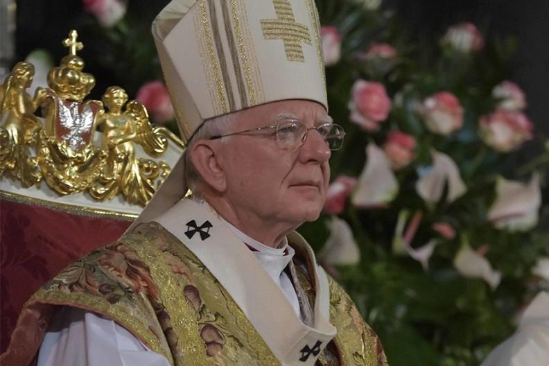 Abp. Marek Jędraszewski  Fot. Adam Bujak/Archidiecezja Krakowska