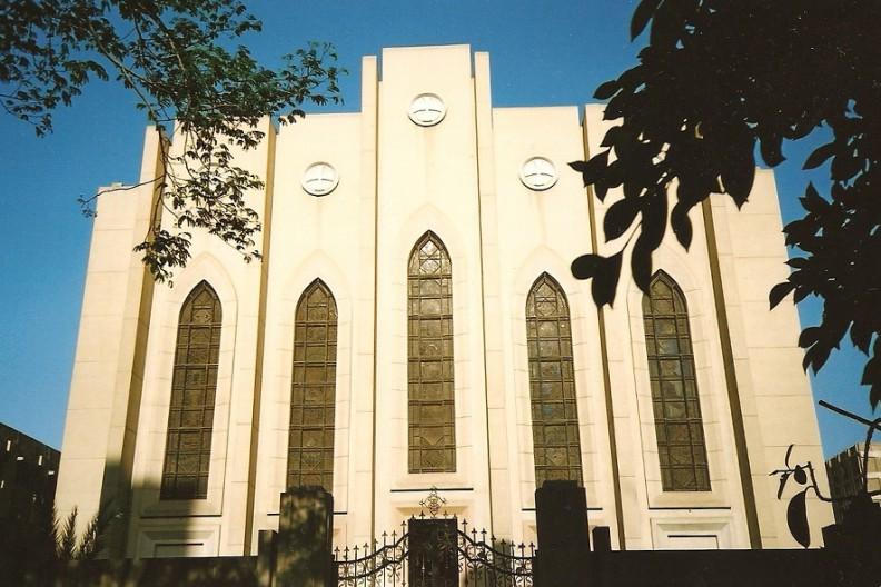 Katedra Matki Bożej Egipskiej w Kairze  Fot. Wikimedia